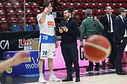 Bushati Franko e Mgro Alessandro, EA7 Emporio Armani Milano vs Germani Basket Brescia - 12 giornata Campionato LBA 2017/2018, Milano Mediolanum Forum 26 dicembre 2017 - foto BERTANI/Ciamillo