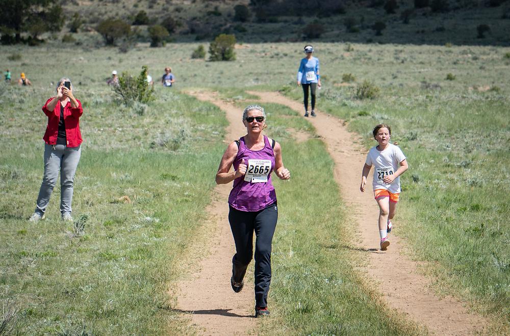 Hardscrabble Mountain Trail Run