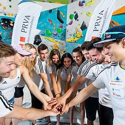20200630: SLO, Climbing - Slovenian Climbing National team for Prva Osebna zavarovalnica