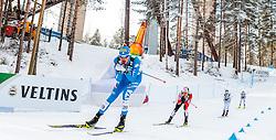24.02.2017, Lahti, FIN, FIS Weltmeisterschaften Ski Nordisch, Lahti 2017, Nordische Kombination, Langlauf, im Bild Samuel Costa (ITA) // Samuel Costa of Italy during Cross Country of Nordic Combined competition of FIS Nordic Ski World Championships 2017. Lahti, Finland on 2017/02/24. EXPA Pictures © 2017, PhotoCredit: EXPA/ JFK