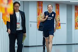 19-10-2018 JPN: Semi Final World Championship Volleyball Women day 20, Yokohama<br /> Serbia - Netherlands / Lonneke Sloetjes #10 of Netherlands