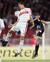 v.l. Mario Gomez, Stefan Beinlich HSV<br /> Bundesliga VfB Stuttgart - Hamburger SV<br /> Norway only