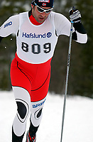 NM i langrenn 30.03.03, Meråker, 50 km<br />Ragnvald Reed<br /><br />Foto:Carl-Erik Eriksson
