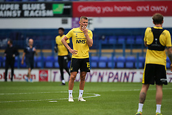 Alfie Kilgour of Bristol Rovers during the warm up - Mandatory by-line: Arron Gent/JMP - 05/09/2020 - FOOTBALL - Portman Road - Ipswich, England - Ipswich Town v Bristol Rovers - Carabao Cup