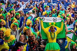 02-11-2018 USA: NYC Marathon We Run 2 Change Diabetes day 1, New York<br /> The day for the opening ceremony / support, item, brazil