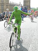 Naked Bike Ride 11th June 2016