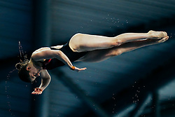 Georgia Ward from Dive London Aquatics Club wins Silver in the Womens 10m Platform Final  - Mandatory byline: Rogan Thomson/JMP - 11/06/2016 - DIVING - Ponds Forge - Sheffield, England - British Diving Championships 2016 Day 2.