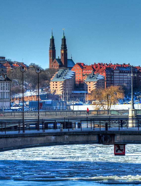 Stockholm - city view