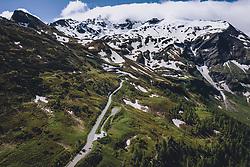 THEMENBILD - Verkehr auf der Strasse . Die Hochalpenstrasse verbindet die beiden Bundeslaender Salzburg und Kaernten und ist als Erlebnisstrasse vorrangig von touristischer Bedeutung, aufgenommen am 11. Juni 2020 in Fusch a.d. Glstr., Österreich // road traffic. The High Alpine Road connects the two provinces of Salzburg and Carinthia and is as an adventure road priority of tourist interest, Fusch a.d. Glstr., Austria on 2020/06/11. EXPA Pictures © 2020, PhotoCredit: EXPA/ JFK