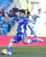 Cardiff City v Birmingham City 210315