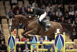 Witteboon Talissa (BEL) - Cointreau Z<br /> JBK Horse Show Odense 2009<br /> © Hippo Foto - Leanjo de Koster