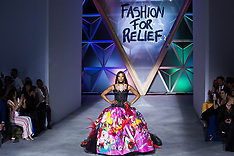 Fashion for Relief Show - 13 May 2018