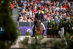 Van Rijckevorsel Constantin, BEL, Beat It<br /> European Championship Eventing<br /> Luhmuhlen 2019<br /> © Hippo Foto - Dirk Caremans