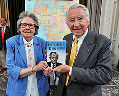 Book on former Rhodesian Prime Minister Garfield Todd publisheded, Edinburgh, 21 May 2018