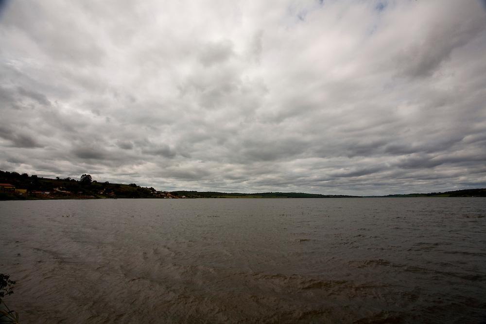 Divisa Nova_MG, Brasil...Represa de Furnas em Divisa Nova...Furnas dam in Divisa Nova...Foto: LEO DRUMOND / NITRO