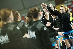 Mavsar Tamara of RK Krim Mercator during handball match between RK Krim Mercator and Brest Bretagne Handball in 2nd main round of Women's DELO EHF Champions League 2019/20, on February 2, 2020 in Kodeljevo, Ljubljana,  Slovenia. Photo Grega Valancic / Sportida