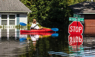 Hurricane Florence in South Carolina