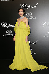 May 18, 2019 - Cannes, France - Araya Hargate. ''Love'' party Chopard in Cannes 2019.. Pictures: Laurent Guerin / EliotPress Set ID: 600942....239424 2019-05-17  Cannes France. (Credit Image: © Laurent Guerin/Starface via ZUMA Press)