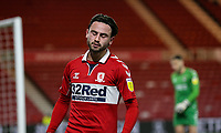 Middlesbrough's Patrick Roberts<br /> <br /> Photographer Alex Dodd/CameraSport<br /> <br /> The EFL Sky Bet Championship - Middlesbrough v Coventry City - Tuesday 27th October 2020 - Riverside Stadium - Middlesbrough<br /> <br /> World Copyright © 2020 CameraSport. All rights reserved. 43 Linden Ave. Countesthorpe. Leicester. England. LE8 5PG - Tel: +44 (0) 116 277 4147 - admin@camerasport.com - www.camerasport.com