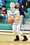 Oberlin at Columbia boys varsity basketball on Dec. 10, 2016. Images © David Richard and may not be copied, posted, published or printed without permission.