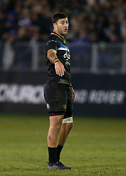 Bath Rugby's Matt Banahan during the European Rugby Champions Cup, Pool Five match at the Recreation Ground, Bath