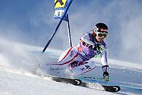 ALPINE SKIING - WORLD CUP 2011/2012 - SOELDEN (AUT) - 22/10/2011 - PHOTO : ALESSANDRO TROVATI / PENTAPHOTO / DPPI - WOMEN GIANT SLALOM - Elisabeth Goergl (AUT) / 3RD