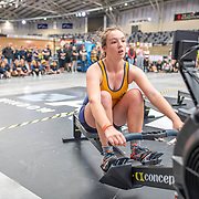 8:34 AM- Grassroots Trust #2- Women?s 2000m U17, Masters B, C<br /> <br /> NZ Indoor Champs, raced at Avanti Drome, Cambridge, New Zealand, Saturday 23rd November 2019 © Copyright Steve McArthur / @rowingcelebration www.rowingcelebration.com