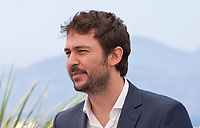 Director Santiago Mitre at the The Summit (La Cordillera) film photo call at the 70th Cannes Film Festival Wednesday 24th May 2017, Cannes, France. Photo credit: Doreen Kennedy