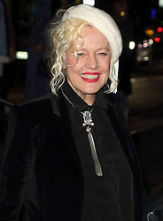 February 18, 2019 - London, United Kingdom - Ellen von Unwerth at the Naked Heart Foundation's Fabulous Fund Fair at the Roundhouse, Chalk Farm (Credit Image: © Keith Mayhew/SOPA Images via ZUMA Wire)