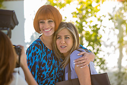 RELEASE DATE: April 29, 2016.TITLE:  Mother's Day.STUDIO: Open Road Films.DIRECTOR: Garry Marshall.PLOT: Three generations come together in the week leading up to Mother's Day.STARRING: Jennifer Aniston, Kate Hudson, Julia Roberts, Jason Sudeikis.(Credit: © Open Road Films/Entertainment Pictures)