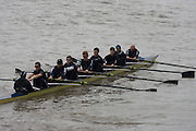 The Australian born Oxford University veteran rower James Ditzell returns from another winter training session on the Thames. Many of his team mates are only 19 but at 45 James is currently the oldest ever rower in the history of the boat race. He trains with the rest of his squad on the Thames from Putney in West London under race conditions, hoping that as race day (April 6th 2012), his times are good enough for a seat in one of two of Oxford boats. First raced in 1829 the boat race between Oxford and Cambridge unbiversities is one of the oldest sporting events in the world. It is nowadays watched by thousands along the banks of The Thames Tideway, between Putney and Mortlake in London and by millions more on TV around the world.