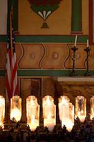 Prayer Shrine for U.S. Soldiers Fighting in Iraq, Mission San Juan Bautista, California