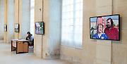 Mutations Urbaines, Abbaye aux dames, Caen 2014