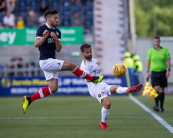Falkirk 1 v 1 Livingston, Livingston win 4-3 on penalties. BetFred Cup game played 13/7/2019 at The Falkirk Stadium.