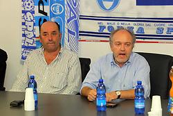 PRESENTAZIONE REAL SPAL 2012-2013: ROBERTO BENASCIUTTI E TIZIANO TAGLIANI