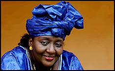 Sia Koroma-First Lady of Sierra Leone