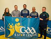 Meath GAA Coaching and Games Development 5 Star Flag  Presentations