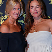 NLD/Amsterdam/20181011 - Televizier Gala 2018, Evelyn Struik en haar moeder