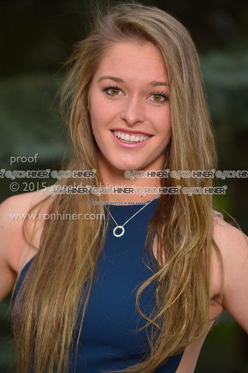 Vail Mountain School Prom Night; Grace Merriman
