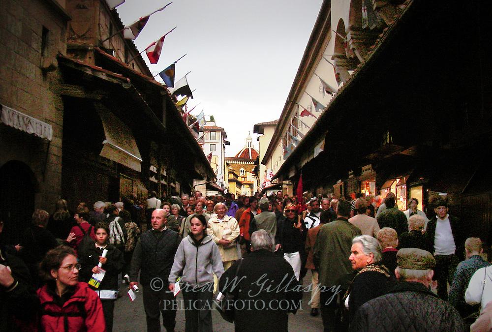 Ponte Vecchio, Florence, Tuscany
