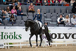 Minderhoud Hans Peter, NED, Glock's Dream Boy<br /> LONGINES FEI World Cup™ Finals Gothenburg 2019<br /> © Hippo Foto - Stefan Lafrentz<br /> 05/04/2019