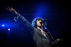 April 3, 2017 - Milan, Italy - LP (Laura Pergolizzi) live on stage. (Credit Image: © Pamela Rovaris/Pacific Press via ZUMA Wire)