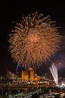 Covington Kentucky Fireworks