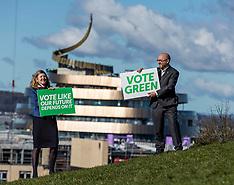 Scottish Greens Election Launch, Edinburgh, 16 March 2021