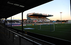 General view of the Memorial Stadium - Mandatory by-line: Nizaam Jones/JMP - 09/10/2018 - FOOTBALL - Memorial Stadium - <br /> Bristol, England - Bristol Rovers v Yeovil Town - Checkatrade Trophy