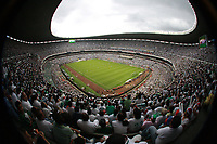 Fotball<br /> Foto: Piko Press/Digitalsport<br /> NORWAY ONLY<br /> <br /> MEXICO vs. JAMAICA in their World Cup 2010 qualifying soccer match in Mexico D.F., September 6, 2008<br /> Here arial view of the Azteca stadium