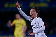 MB Media Villarreal v Real Madrid