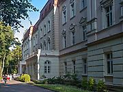 Uzdrowisko Połczyn-Zdrój, sanatorium Gryf