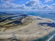 Nederland, Noord-Holland, Texel, 07-05-2021; Nationaal Park Duinen van Texel, strandvlakte De Hors. Grenzend aan De Hors de Horspolders met de Horsmeertjes.<br /> National Park Dunes of Texel, beach plain De Hors. Adjacent to De Hors de Horspolders with the Horsmeertjes.<br /> luchtfoto (toeslag op standard tarieven);<br /> aerial photo (additional fee required)<br /> copyright © 2021 foto/photo Siebe Swart