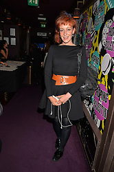 KATE ROTHSCHILD at Hoping's Greatest Hits - the 10th Anniversary of The Hoping Foundation's charity benefit held at Ronnie Scott's, 47 Frith Street, Soho, London on 16th June 2016.